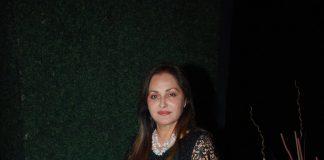 Jaya Prada attends Dharmesh Darshan's party
