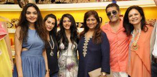 Kajol inaugurates Malaga store in Mumbai