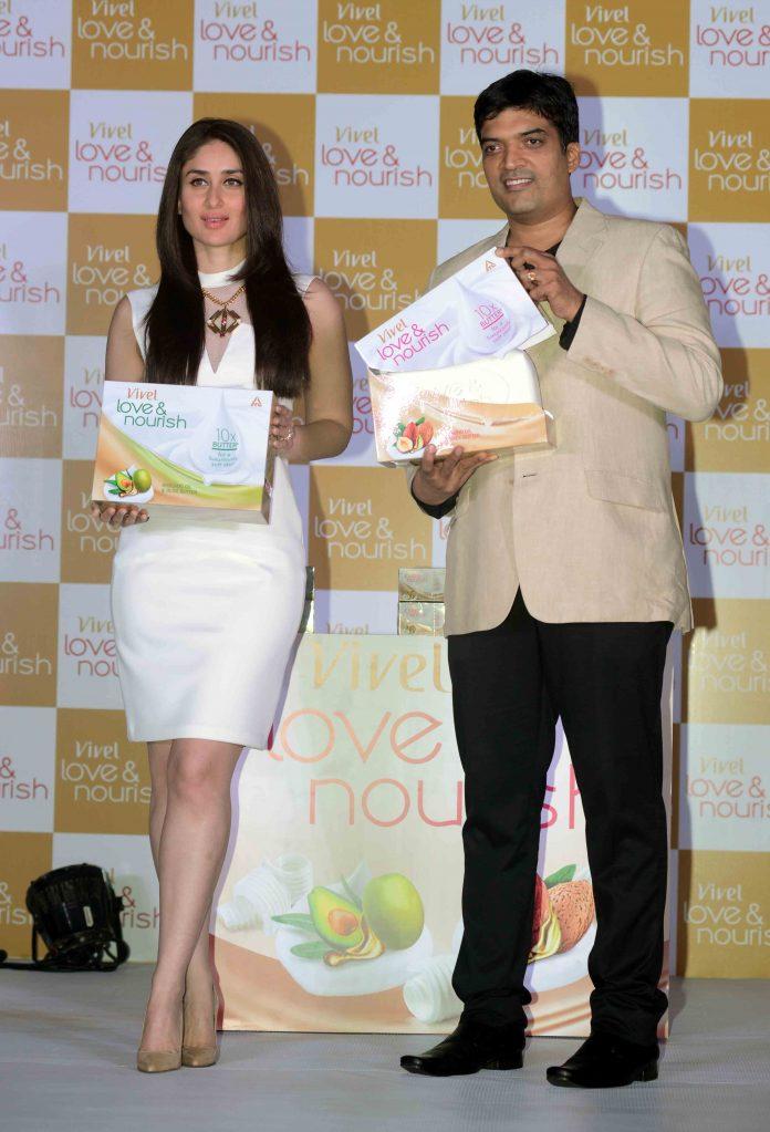 Kareena Kapoor vivel