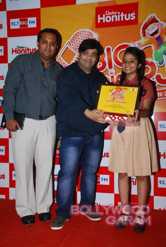 Kiku Sharda promotes big fm jockey hunt-2