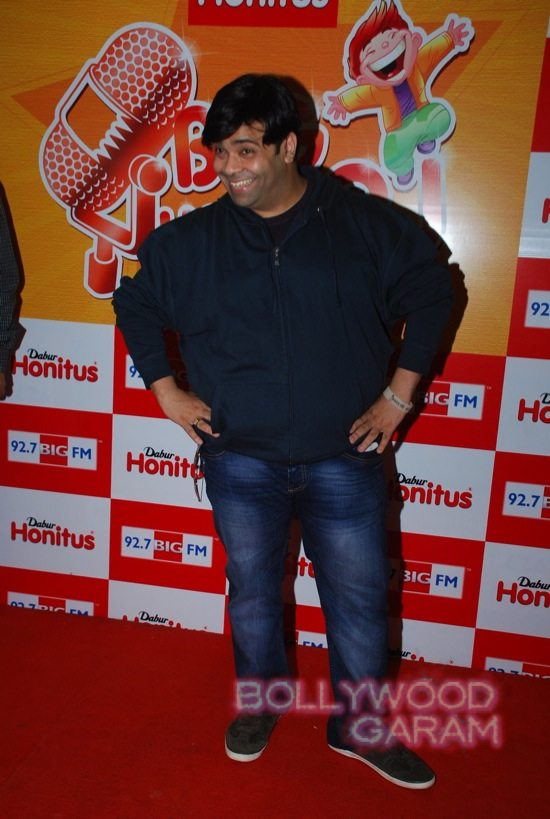 Kiku Sharda promotes big fm jockey hunt-3