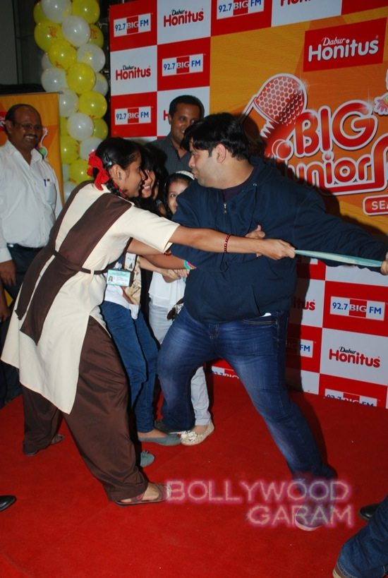 Kiku Sharda promotes big fm jockey hunt-4