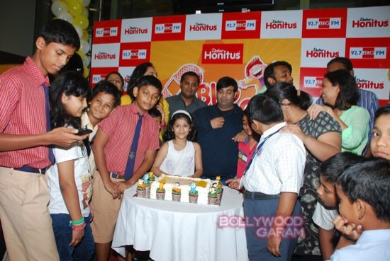 Kiku Sharda promotes big fm jockey hunt-6