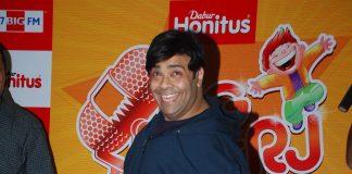 Kiku Sharda promotes Big FM radio jockey hunt