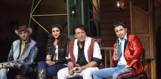 Parineeti Chopra, Ranveer Singh and Govinda unveil 'Nakhriley' song – Photos