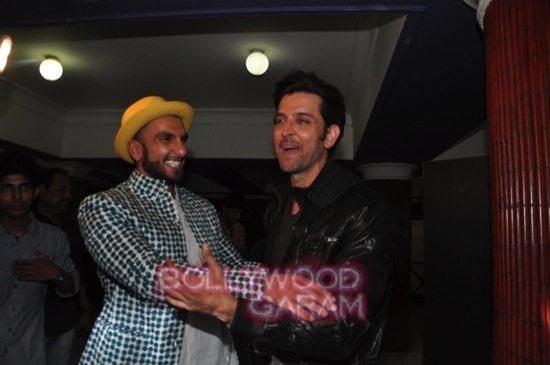 Kill dill special screening_Parineeti Chopra and Ranveer Singh-0