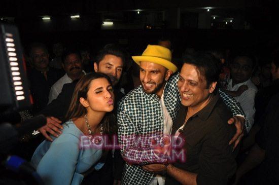 Kill dill special screening_Parineeti Chopra and Ranveer Singh-17
