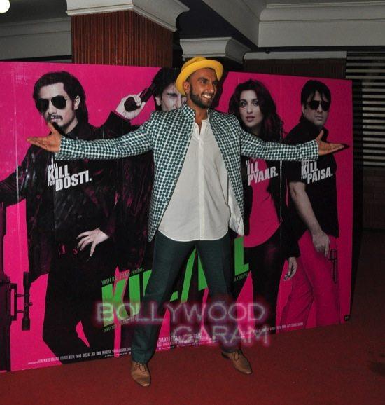 Kill dill special screening_Parineeti Chopra and Ranveer Singh-25