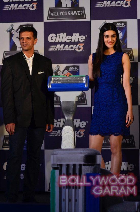 Kriti Sanon-Arbaaz-Khan-Rahul-Dravid-Gillette-6