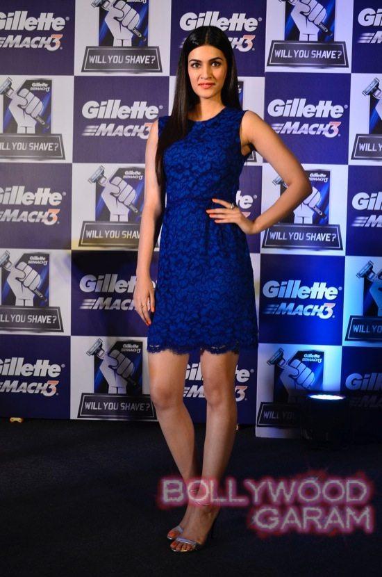 Kriti Sanon-Arbaaz-Khan-Rahul-Dravid-Gillette-8