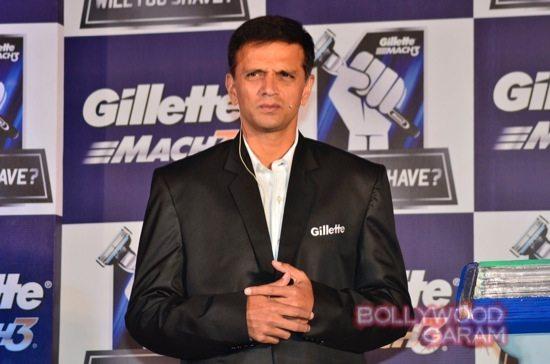 Kriti Sanon-Arbaaz-Khan-Rahul-Dravid-Gillette
