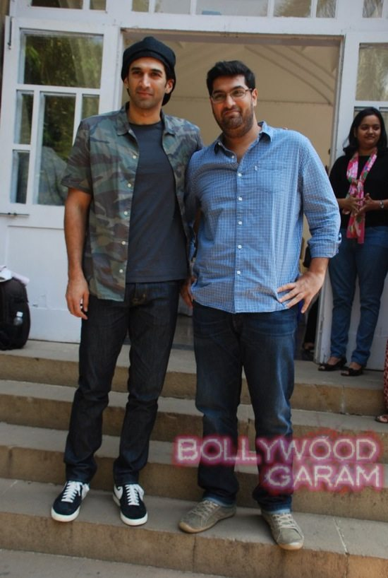 Kunaal Roy Kapur and Aditya Roy Kapur Cerafest-1