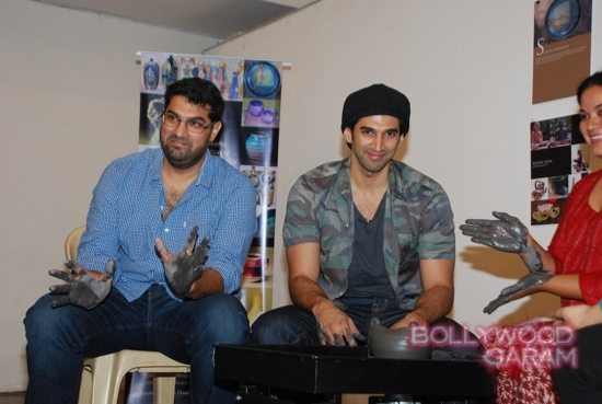 Kunaal Roy Kapur and Aditya Roy Kapur Cerafest-11