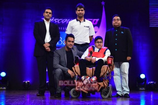 MS Dhoni and Zaheer K_positive health awards-13
