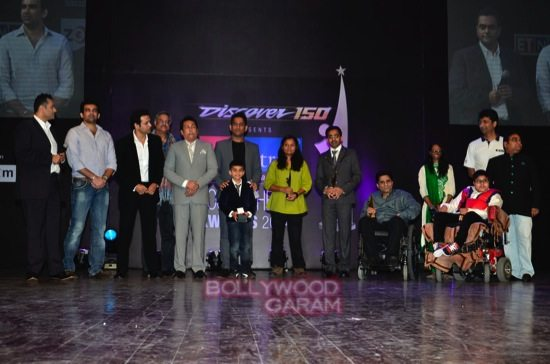 MS Dhoni and Zaheer K_positive health awards-20