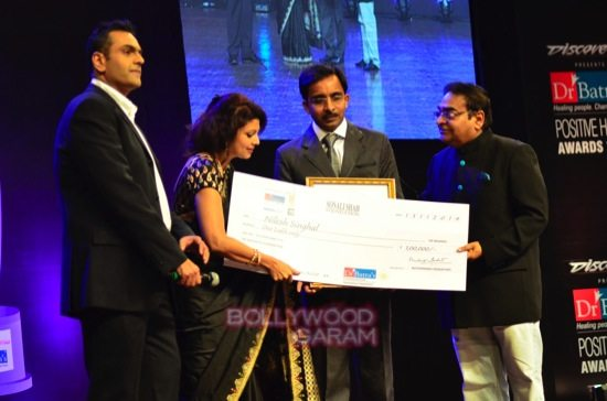 MS Dhoni and Zaheer K_positive health awards-5
