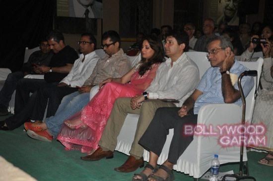 Madhuri and husband attend children performance-1