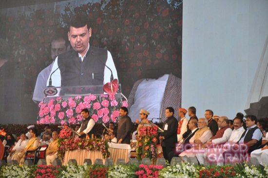 Maharashtra CM swearing in-5