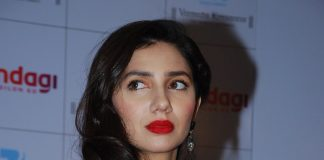 Mahira Khan at Zindagi Channel press event