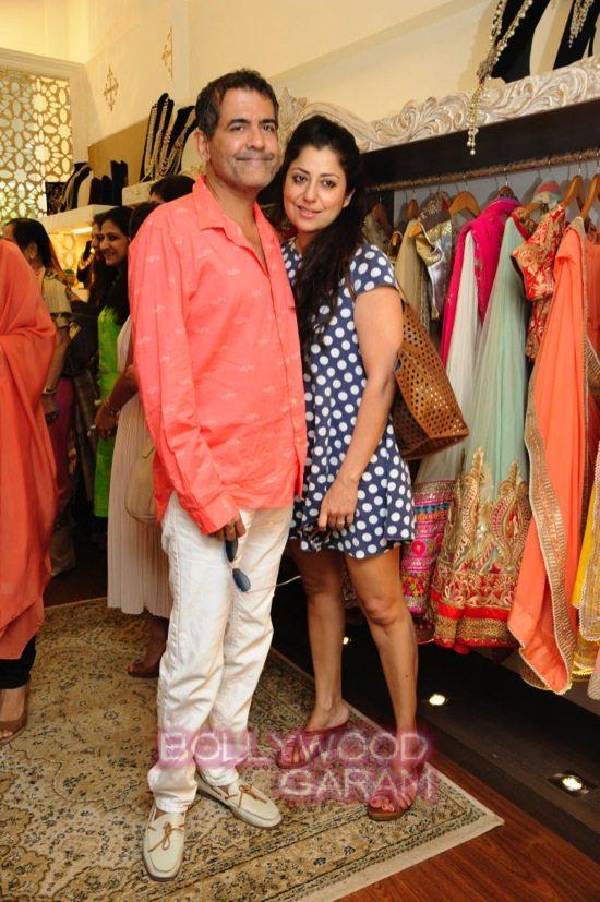 Malini agarwalla new flagship store_Kajol-0