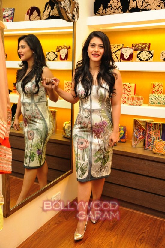 Malini agarwalla new flagship store_Kajol-1