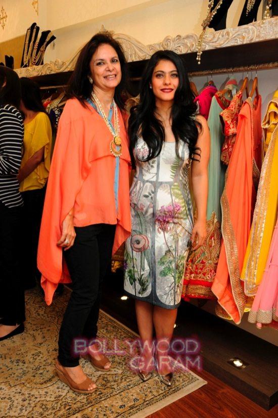 Malini agarwalla new flagship store_Kajol-5