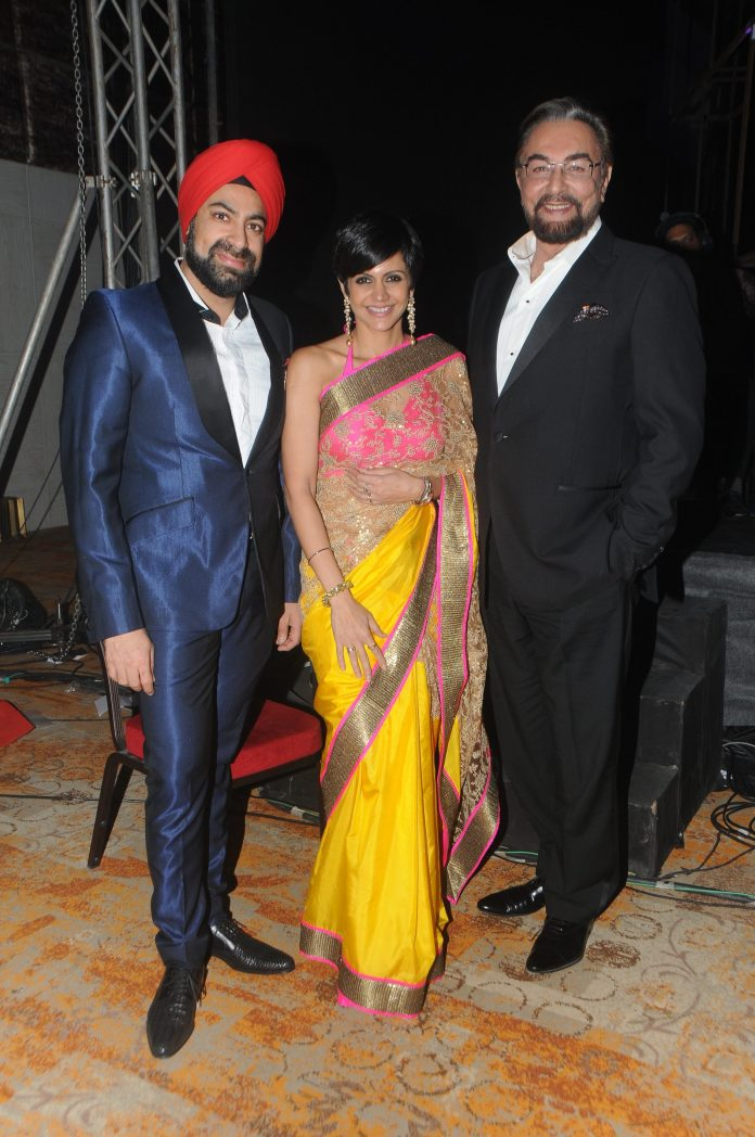 Mandira bedi gala night