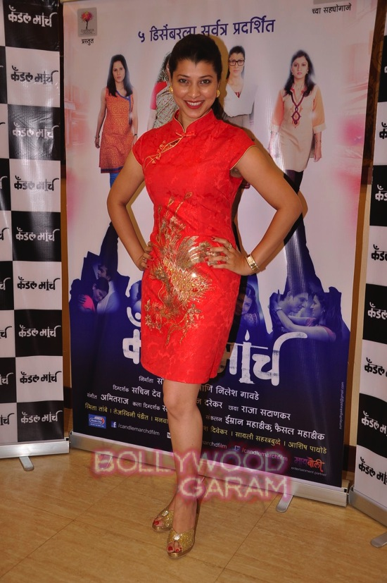 Marathi movie Candle March music launch_Anurag basu-0