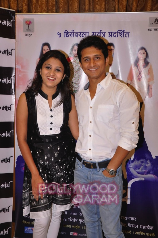 Marathi movie Candle March music launch_Anurag basu-11