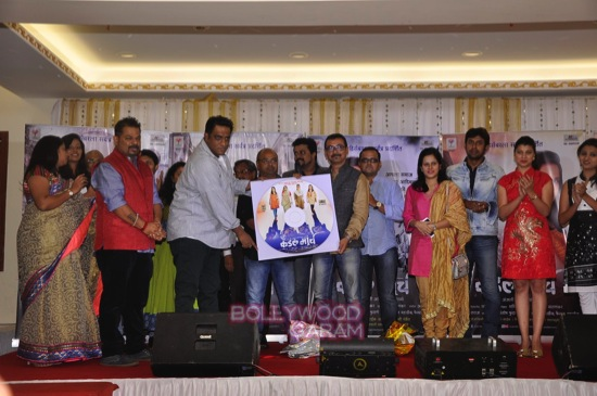 Marathi movie Candle March music launch_Anurag basu-13