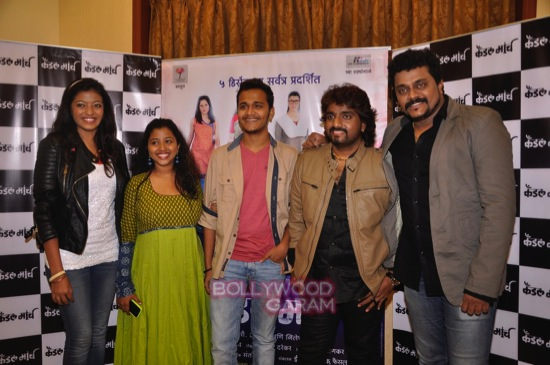 Marathi movie music launch_Anurag basu-4
