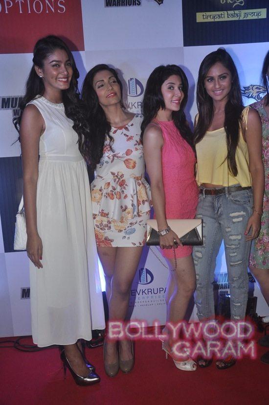 Mumbai Warriors launch-10