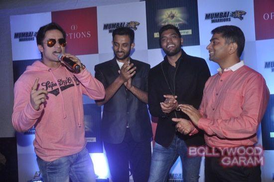 Mumbai Warriors launch-12