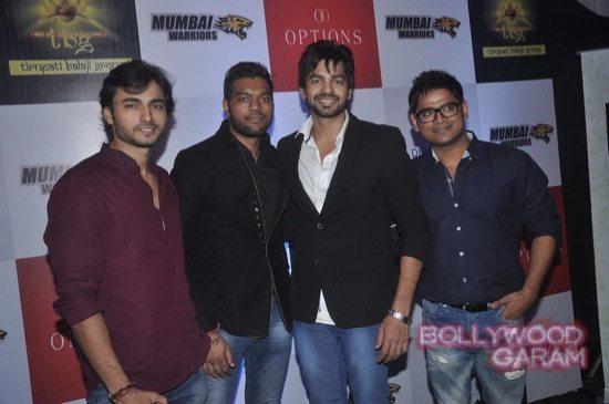 Mumbai Warriors launch-13