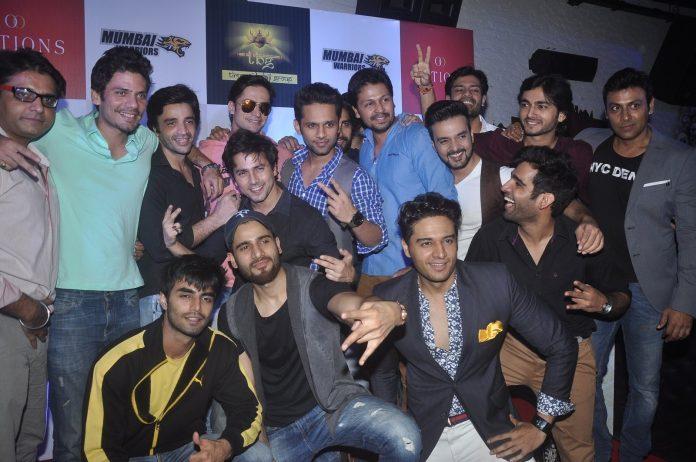 Mumbai warriors team launch