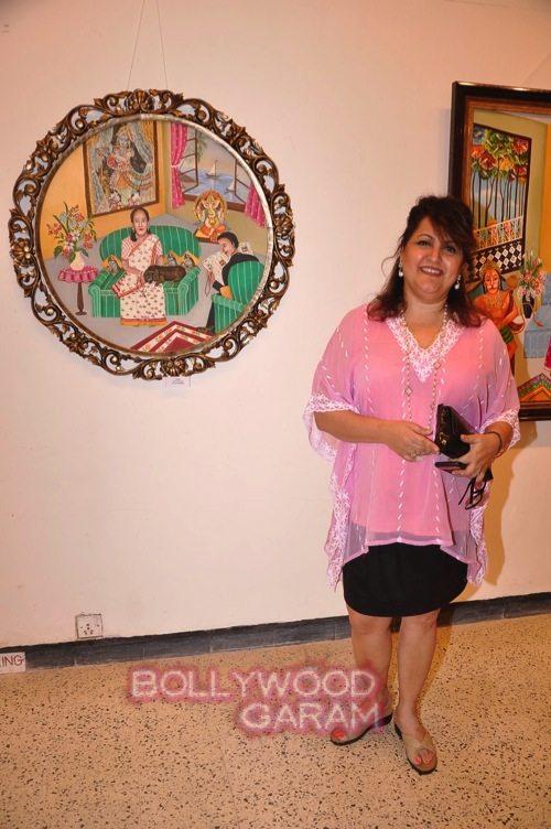 Naina Kanodia's painting exhibition_celebs-1