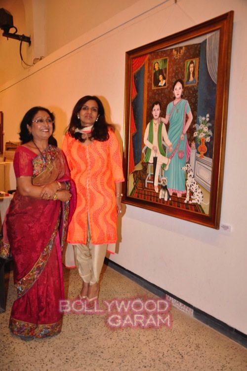 Naina Kanodia's painting exhibition_celebs-3