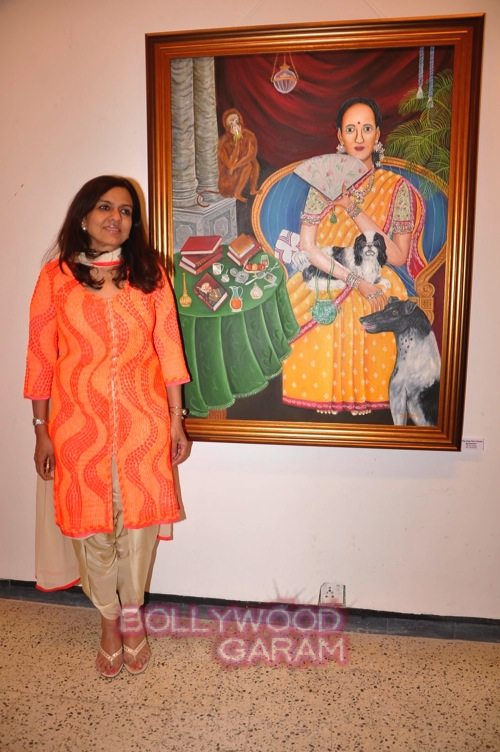 Naina Kanodia painting exhibition_celebs-4