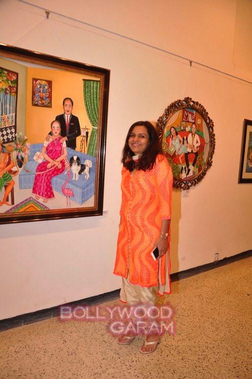 Naina Kanodia's painting exhibition_celebs-6
