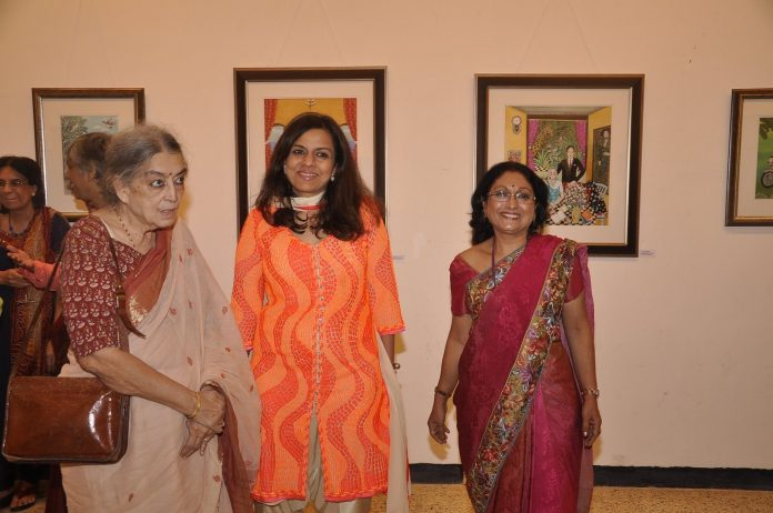 Naina kanodia exhibition