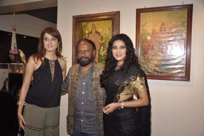 Nandana Sen exhibition