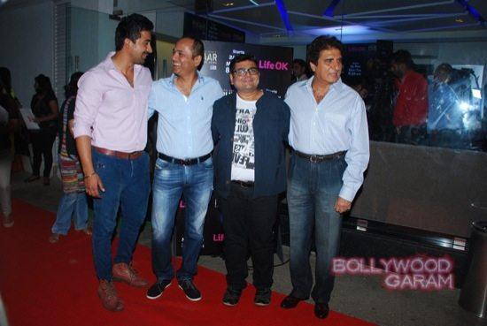 Pukaar tv show launch Ranvijay Adah Sharma-10