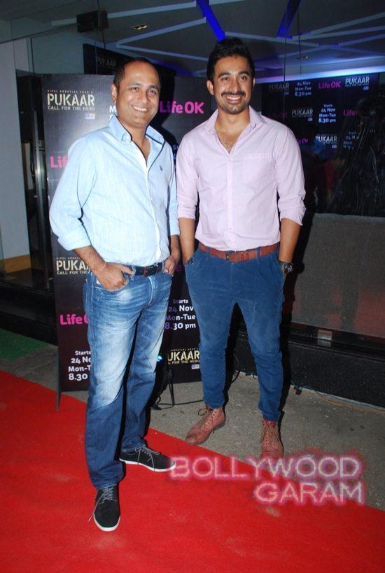 Pukaar tv show launch Ranvijay Adah Sharma-4