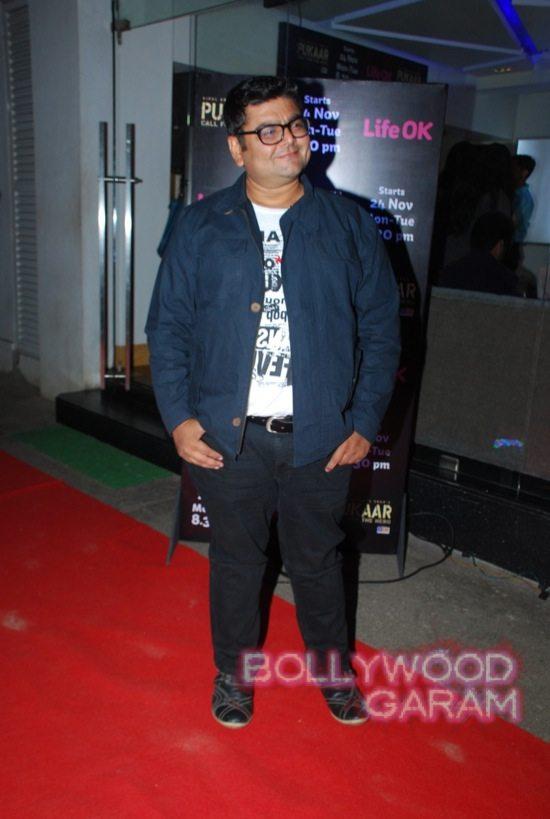 Pukaar tv show launch Ranvijay Adah Sharma-6