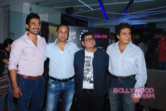 Pukaar tv show launch Ranvijay Adah Sharma-9