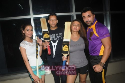 Rakhi sawant_BCL_Rowdy Bangalore team-0