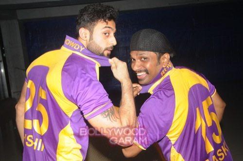 Rakhi sawant_BCL_Rowdy Bangalore team-4