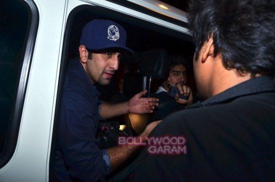 Ranbir Kapoor angry with media