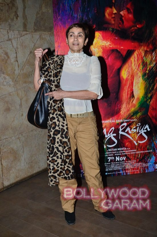 Rang Rasiya screening