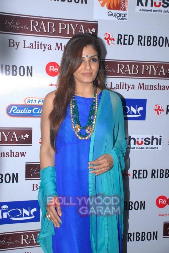 Raveena T_Lalitya concert-1